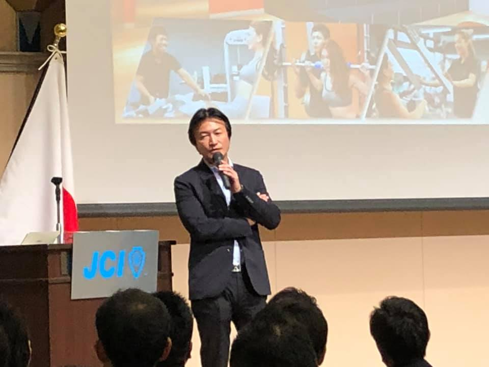 10月阪神7青年会議所合同例会