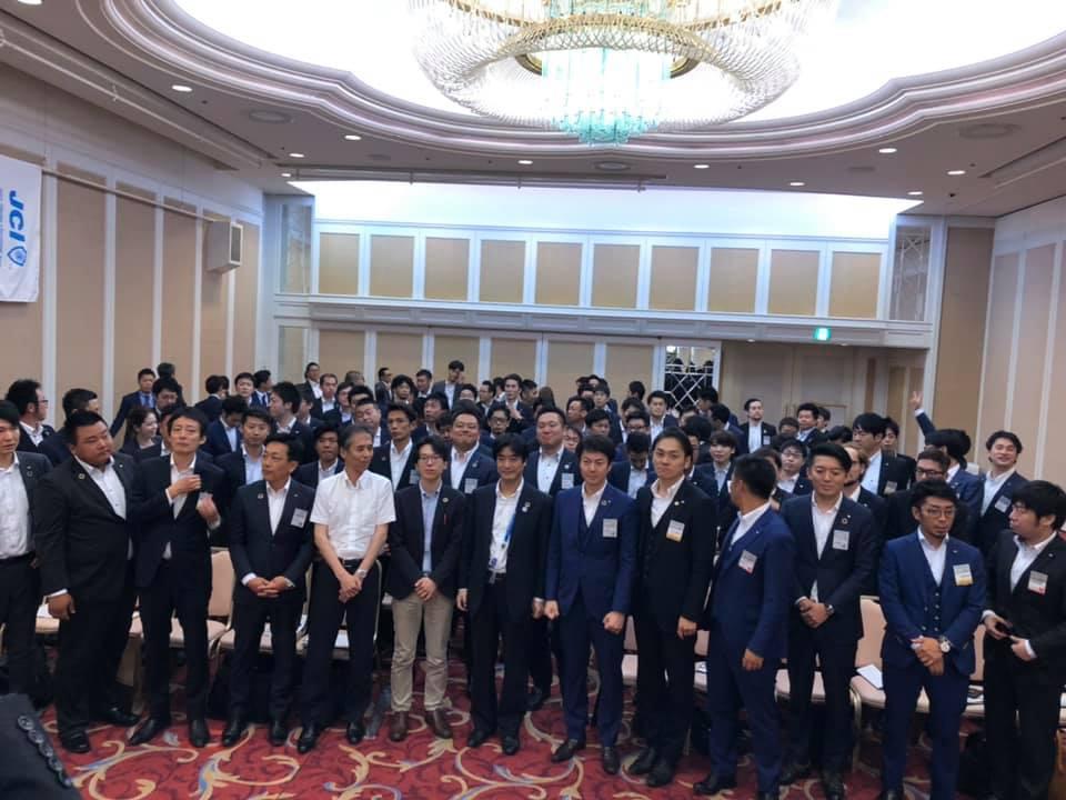 6月阪神北青年会議所合同例会
